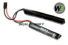 WE 8.4v 1600mAh NIMH Nunchuck Type Battery (Mini Plug) WE-BAT0003