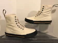 Dr Martens 22775318 Winsted Dr Stiefel Mid Olive Canvas Stiefel Dr UK 11 Uk11     8f4477
