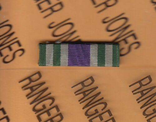US Army JROTC Unknown GSGSPSGSG ribbon citation award
