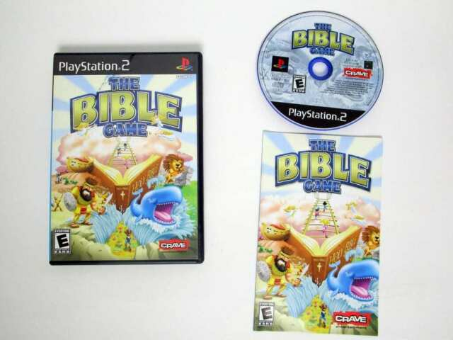 The Bible Game (Sony PlayStation 2, 2006)