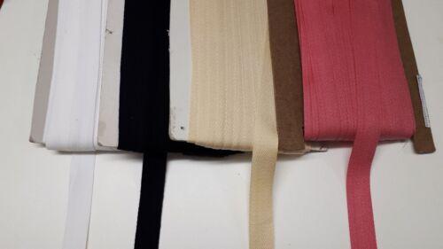 Cinta de algodón tejido espiga de 25 MM-desde 55p Por Metro