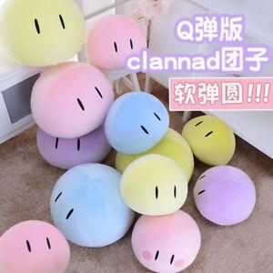 Anime Clannad Dango Family Kawaii Plush Toy Doll Cushion Pillow