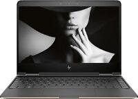 2017 4k 16gb 512gb Ssd I7-7500u Rose Gold Hp Spectre 13 X360 13.3 Laptop