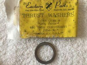 Eastern-Parts-For-Harley-Davidson-25554-36-Thrust-Washer-Cam-Gear-BT-36-up-034-G-034