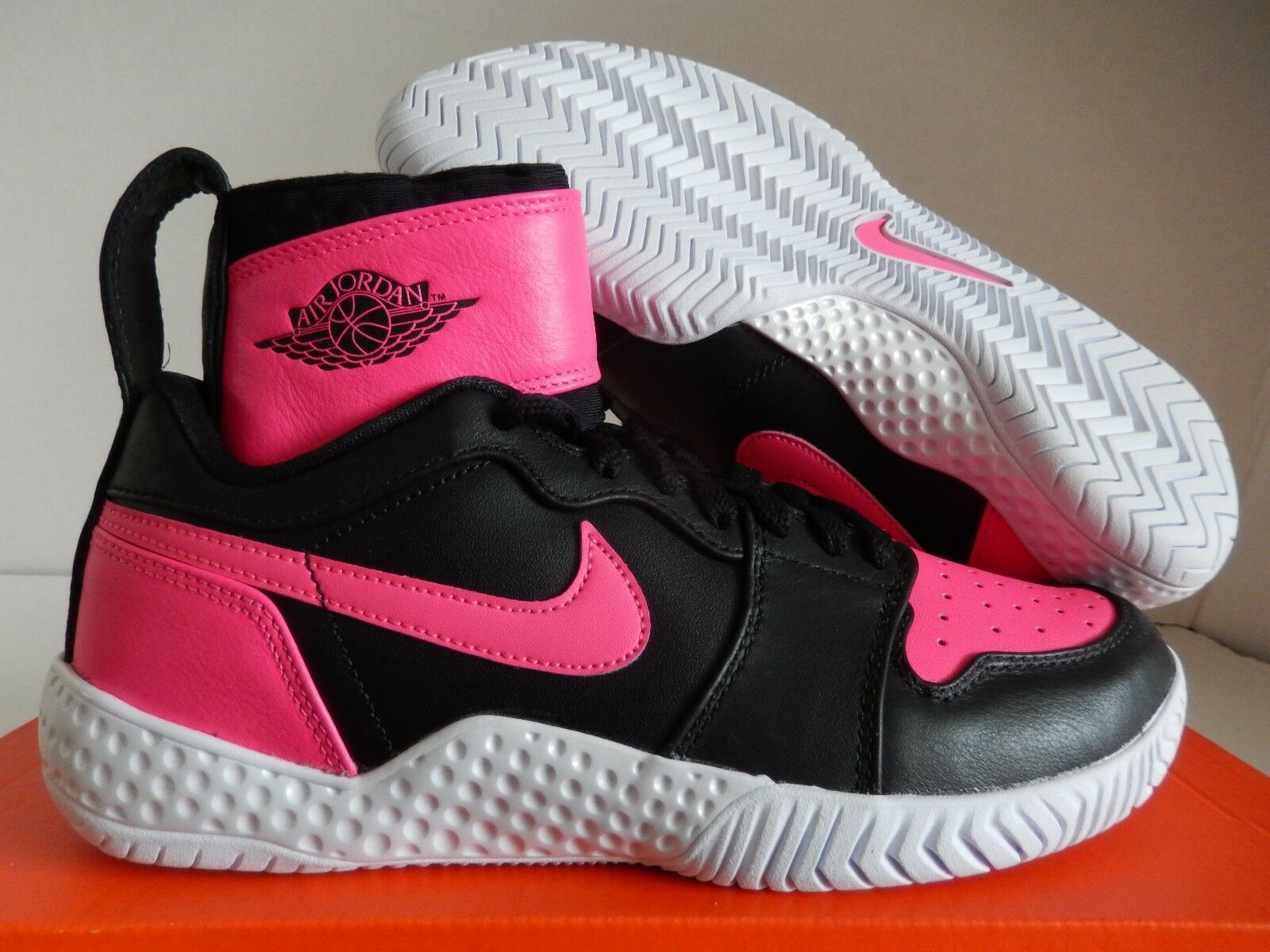 NIKE FLARE LG QS AJ1 JORDAN SERENA WILLIAMS BLACK-HYPER PINK Price reduction Special limited time