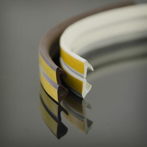 Fenêtre joint v-profil dichtband porte joint en caoutchouc d/'étanchéité ██◀ vidéo