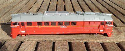 Fornito Gützold 50602 Lokgehäuse Diesel T 679 1529-br 120 Csd Ep3/4 Nuovo, Taiga Tamburo-el It-it Mostra Il Titolo Originale