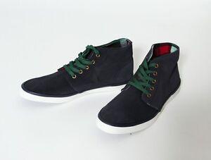 Halbschuh Blau fabian Top Schuhe Sneaker High Herren Mid J Ricky TFJlK31c