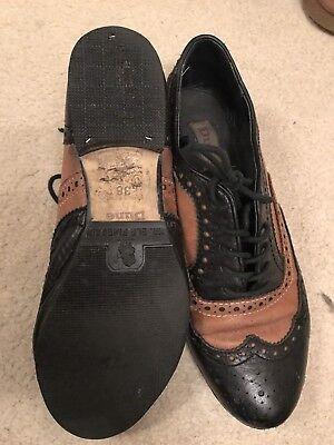 Duna contraste Zapatos Damas Talla 5
