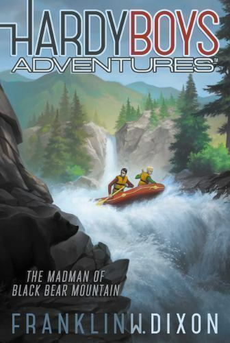 The Madman of Black Bear Mountain (Hardy Boys Adventures) by Dixon, Franklin W.