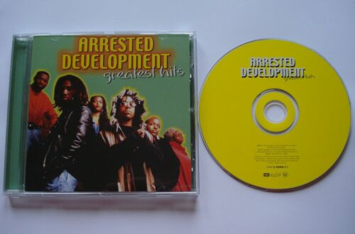 1 von 1 - ARRESTED DEVELOPMENT  __  GREATREST HITS  __  18 Track CD 2001 inkl. 2 Bonustr.