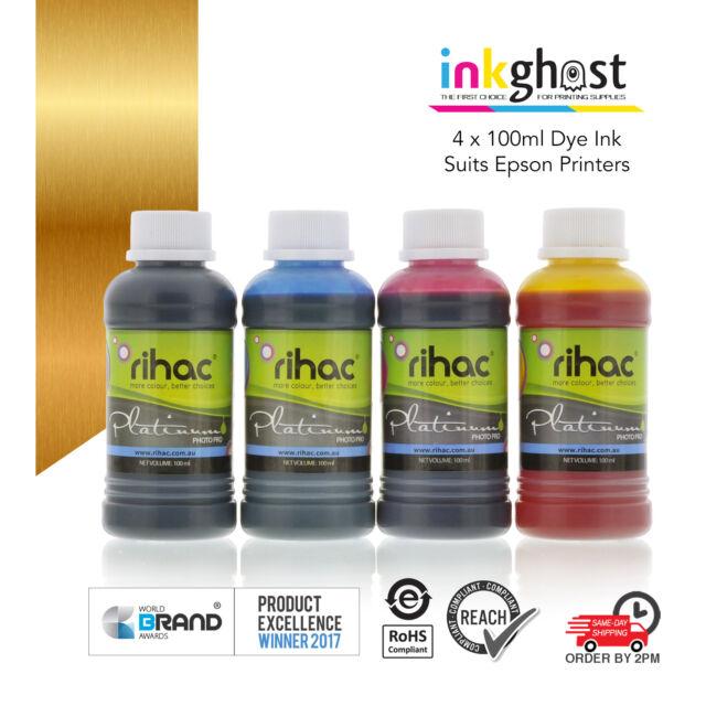 Rihac Ink Refill for Epson Cartridge T007 T009 T0321 T0422 T0423 T0424 1280 1290