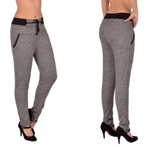 Donna TREGGINGS in misure grandi Jeggings Donna Pantaloni tregings l93