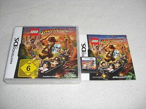 Lego Indiana Jones 2 Nintendo DS Spiel mit OVP und Anleitung - <span itemprop=availableAtOrFrom>Gärtringen, Deutschland</span> - Widerrufsbelehrung Widerrufsrecht Sie haben das Recht, binnen eines Monats ohne Angabe von Gründen diesen Vertrag zu widerrufen. Die Widerrufsfrist beträgt einen Monat ab dem Tag, an d - Gärtringen, Deutschland