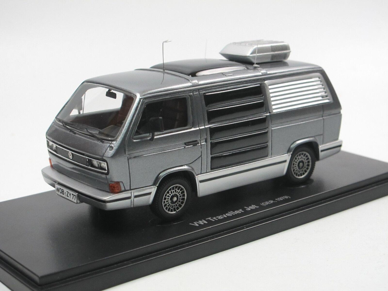 Der 43 autocult vw - bus t3 traveller - studie prototyp 1979 1 43