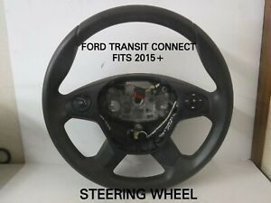 FORD-TRANSIT-STEERING-WHEEL-WITH-CONTROLS-FITS-2015-BK21-3600-CD35B8