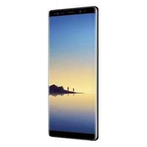 Samsung Galaxy Note 8 N950f Black 64gb Android Smartphone Handy Ohne