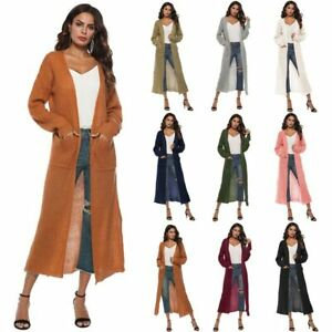 Cardigan-Outwear-Long-Jacket-Sweater-Knitted-Long-Sleeve-Casual-Loose-Coat