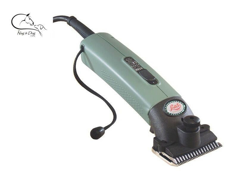 NEW Lister Star Delivery Clippers Heavy Duty Horse/Cattle  Clippers  Free Delivery Star 19aef9