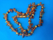 Collier Ambre / Amber Necklace