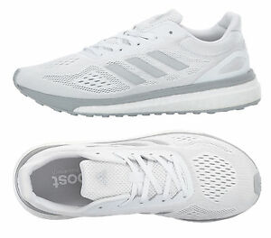 Women Adidas Sonic Drive Running Shoes White Sneakers Adidas Boost BA7784 NEW