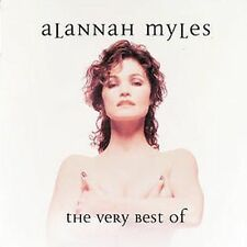 Alannah myles - The Very Best of Alannah Myles (CD, 1998, ARK 21, Canada)