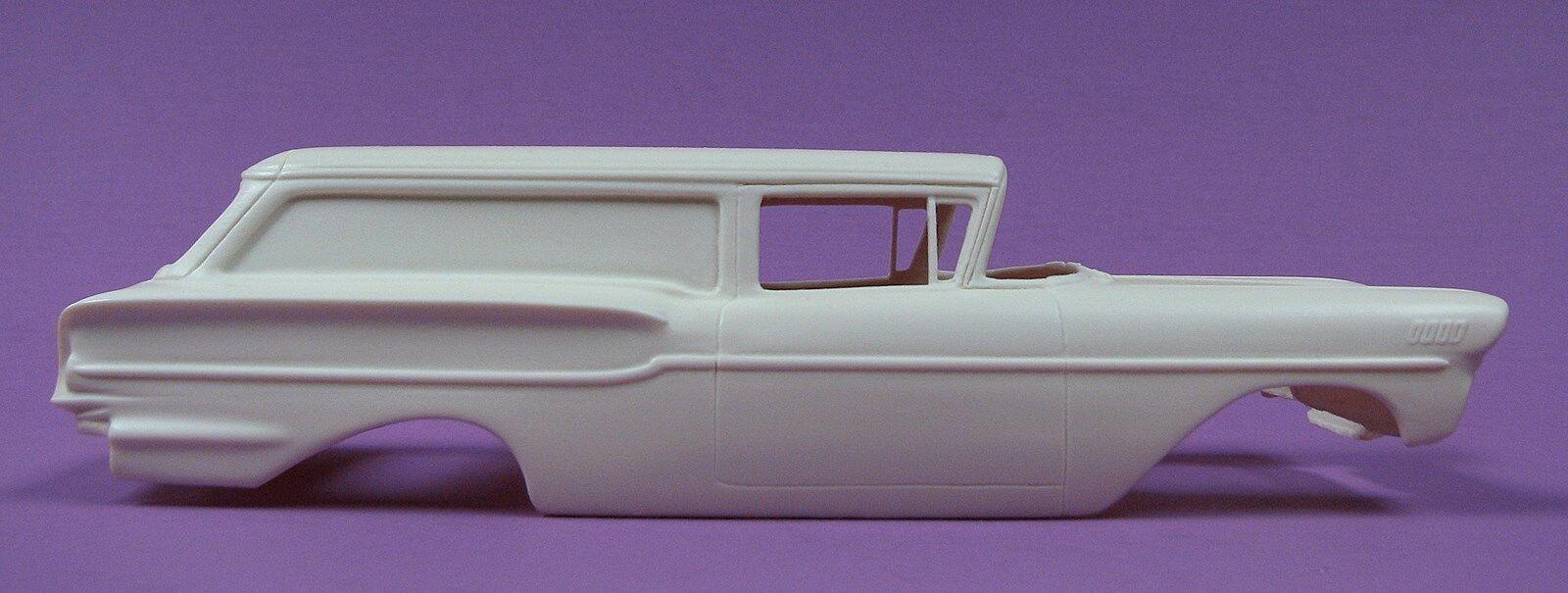 Jimmy Flintstone 1958 Chevy Sedan Delivery Resin Body 195 Ebay 1941 Ford Norton Secured Powered By Verisign