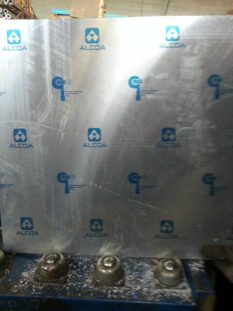 "MIC-6//ALCA5 CAST TOOLING ALUMINUM PLATE 3//8/"" x 12/"" x 48/"""