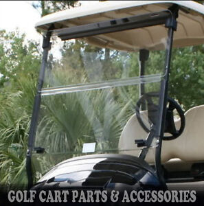 Club Car Precedent Clear Windshield 2004-UP  *New In Box Golf Cart Part*