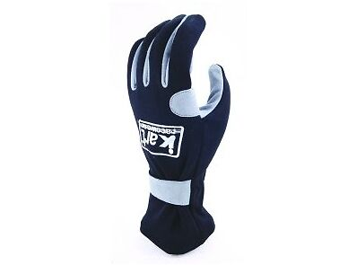 GO KART RACING RACEWEAR GLOVES 200 BLACK GREY SIZE NEW ADULT CHILD SMALL LARGE