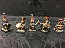 Warhammer Chaos Dwarves Dwarfs Classic OOP pro painted
