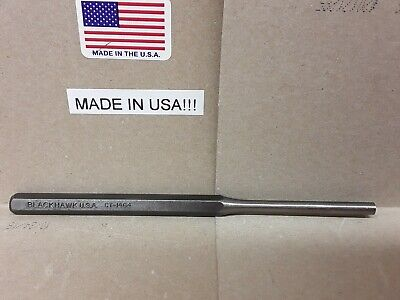"3//8/"" x 1//4/"" x 5-1//2/"" MADE IN USA Blackhawk CT-1156 Flat Cape Chisel"