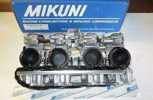 Fits Suzuki GSXR1100 86-92 Mikuni RS Flatslides. 38mm.