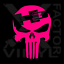 H3 FASTSHIP Vinyl dicut decal 3 sizes H2 14 colors Punisher Hummer Decal H1