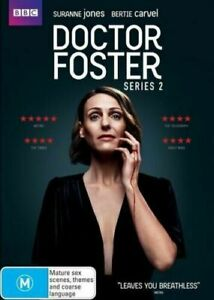 Doctor-Foster-Series-2-DVD-2-Discs-Region-4-New-and-Sealed