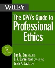 The CPA's Guide to Professional Ethics by D. R. Carmichael, Linda A. Lach and...