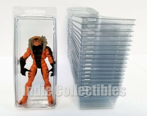 MARVEL DC UNIVERSE BLISTER CASE LOT 20 Action Figure Protective Clamshell LARGE