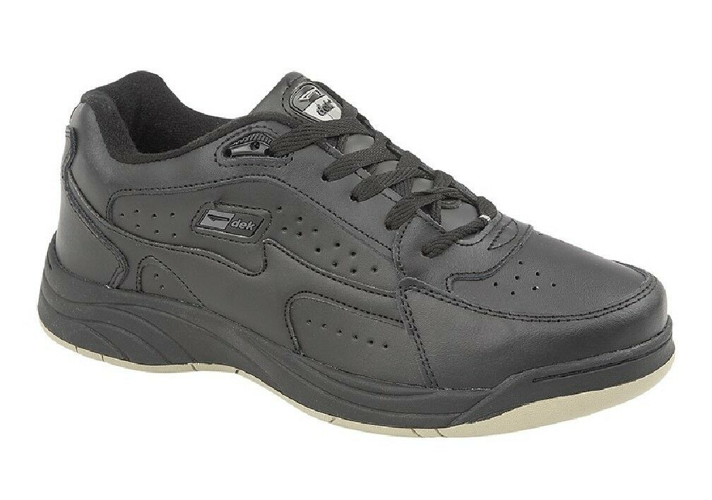 DEK Orleans T187 Full Wide fittifng Lace-Up Ultra Padded Gym shoes