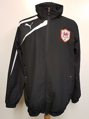Clothing, Shoes & Accessories Strict H595 Mensr Cardiff City Black Football Windbreaker Track Jacket Medium M 38-40 Structural Disabilities Tracksuits & Sets