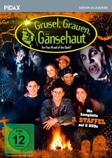 Grusel Grauen Gänsehaut Staffel 3 * DVD Mysteryserie Pidax Serien Klassiker Neu
