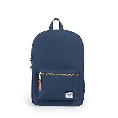 Herschel Supply Co. Settlement Mid-Volume Backpack in Navy NWT Free Shipping