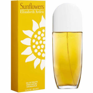 Sunflowers By Elizabeth Arden For Her Edt 3 3 3 4 Oz New