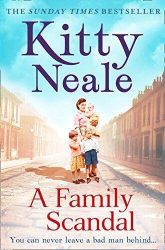 1 of 1 - KITTY NEALE ____ A FAMILY SCANDAL ____ BRAND NEW ___ FREEPOST UK