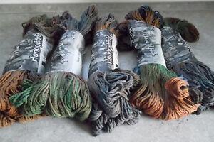 Opal-Pulloverwolle-New-York-3501-handgefaerbt-600g-100-Merino-Schurwolle-Paket