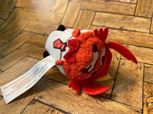 Disney Tsum Tsum Micro Mini Plush Hong Kong Fun Fair Crabby Anger *US SELLER*