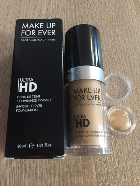 Make Up Forever Ultra HD Foundation Y245 / 120 Probe