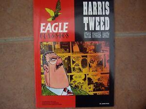 NEW-40TH-ANNIVERSARY-EAGLE-CLASSICS-BOOK-HARRIS-TWEED-1990