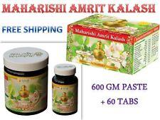 Maharishi Amrit Kalash 600 g Paste & 60 Tablets- FREE SHIPPING