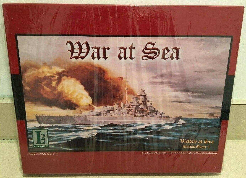 War  at Sea (2007), nuovo  ultimi stili
