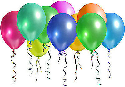 "100 PCS Birthday Wedding Party Decor Latex Balloons U pick Color 12"" 12 inch"